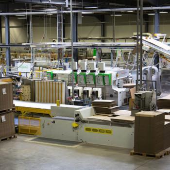Packners - Die Kluge Kiste - Produktionshalle