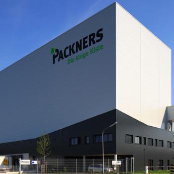 Packners - Die Kluge Kiste - Hochregal