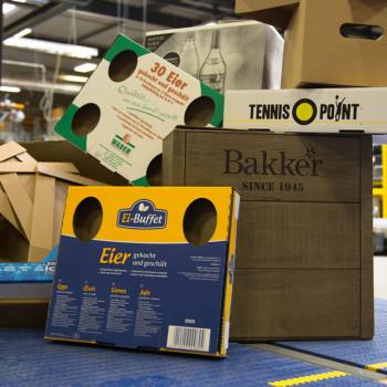 Packners - Die Kluge Kiste - Karton Beispiele